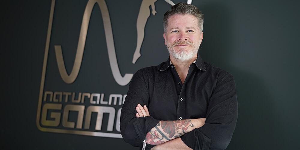 Jeff Hickman, SVP and Head of Studio